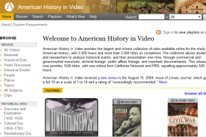 american_history_in_video